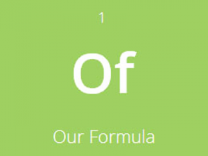 Our Formula