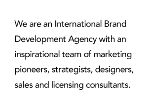 We are an independent brand development agency